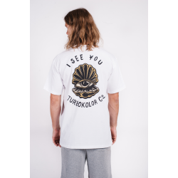 Beach Pack T-shirt See You – White SS18