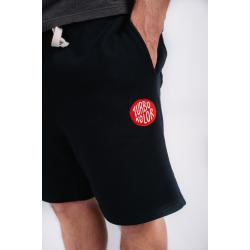 Beach Pack Sweatpants Short – Black SS18