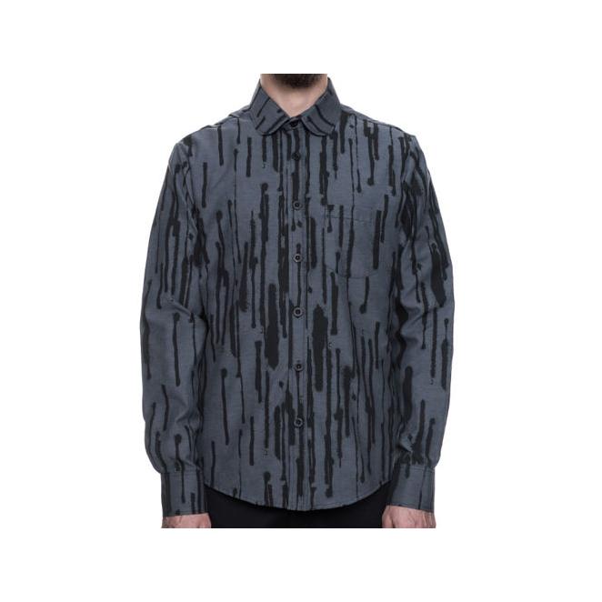 Nawer x TK 308 Shirt - Anthracite/Black