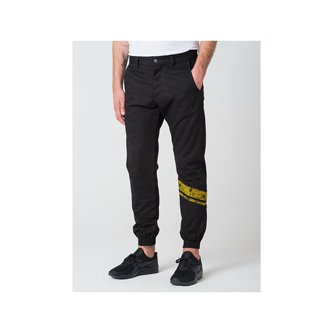 Trainer Chino - Black Edelweis