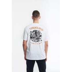 T-shirt Shaka ST – White SS18