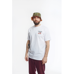 T-shirt Peace ST – White SS18
