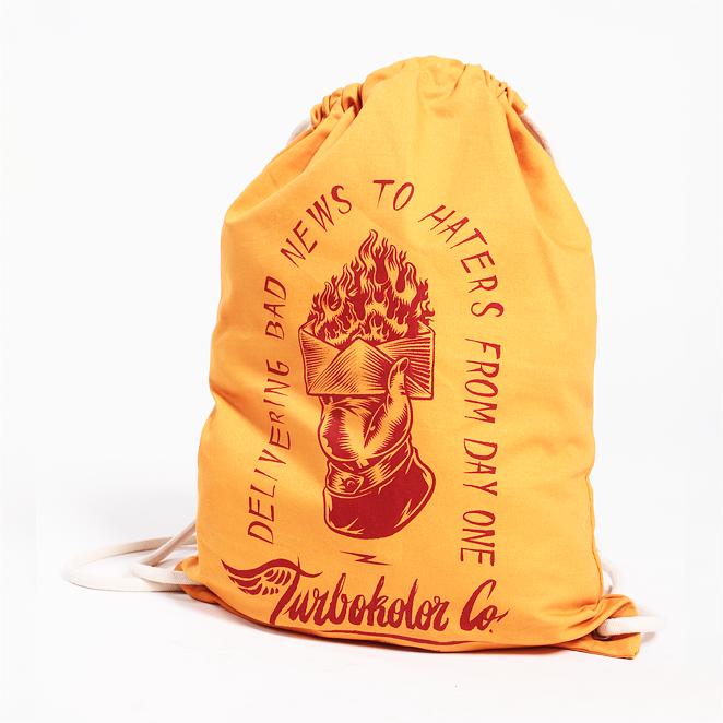 Shoebag ST – Yellow SS18